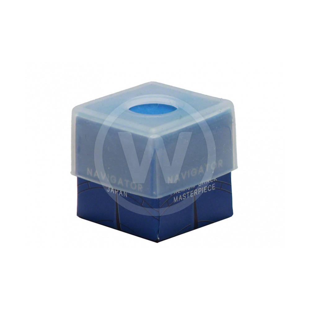 Navigator Navigator Premium krijt met houder (blauw)