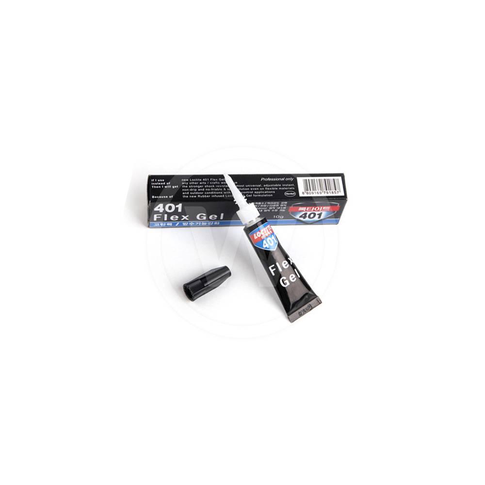 Loctite 401 Flex Gel - import (Gewicht: 10 gram)