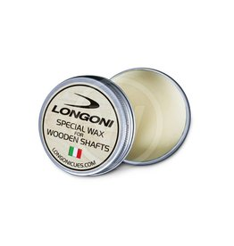 Longoni Longoni Cue Wax wooden shaft