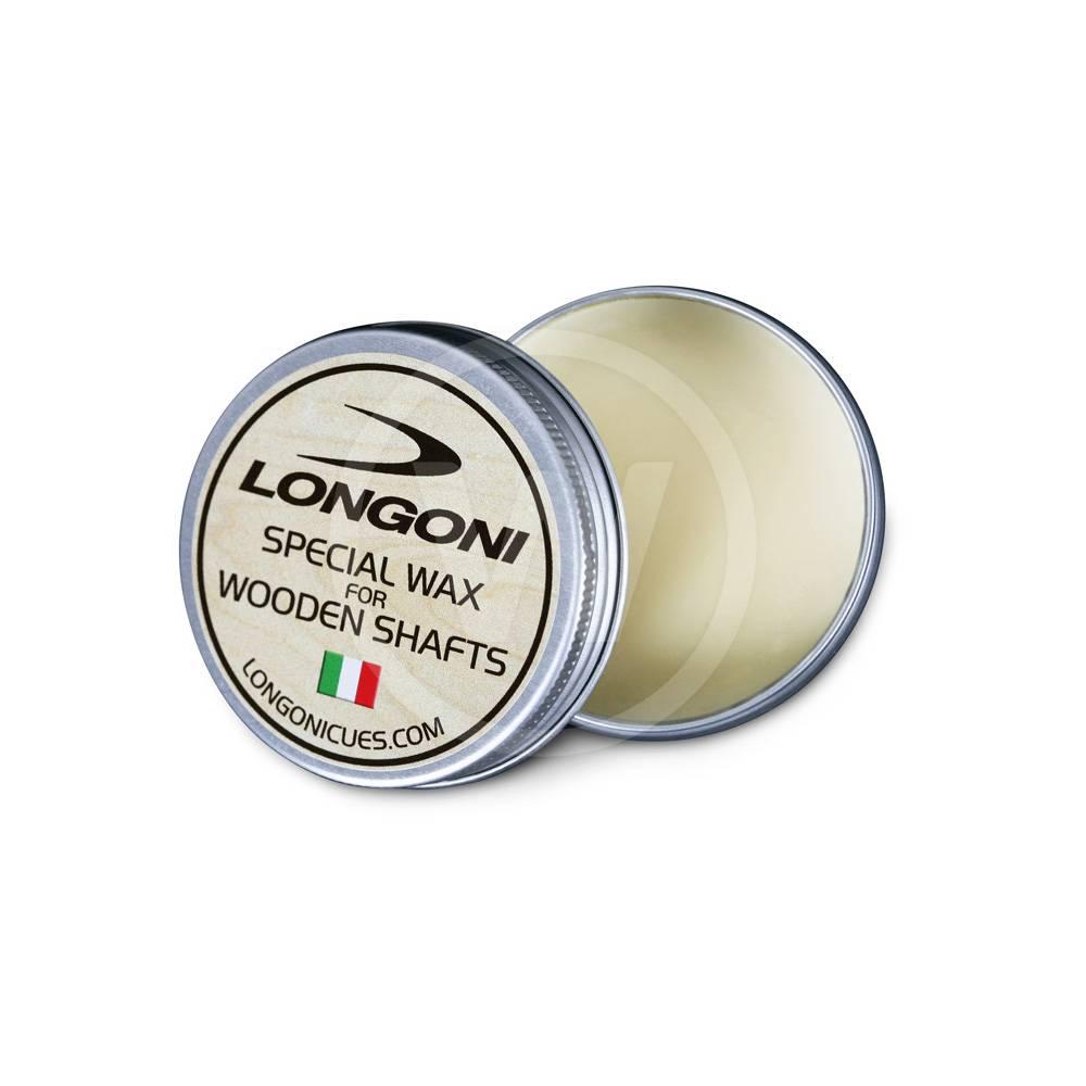 Longoni Longoni Cue Wax wooden shaft