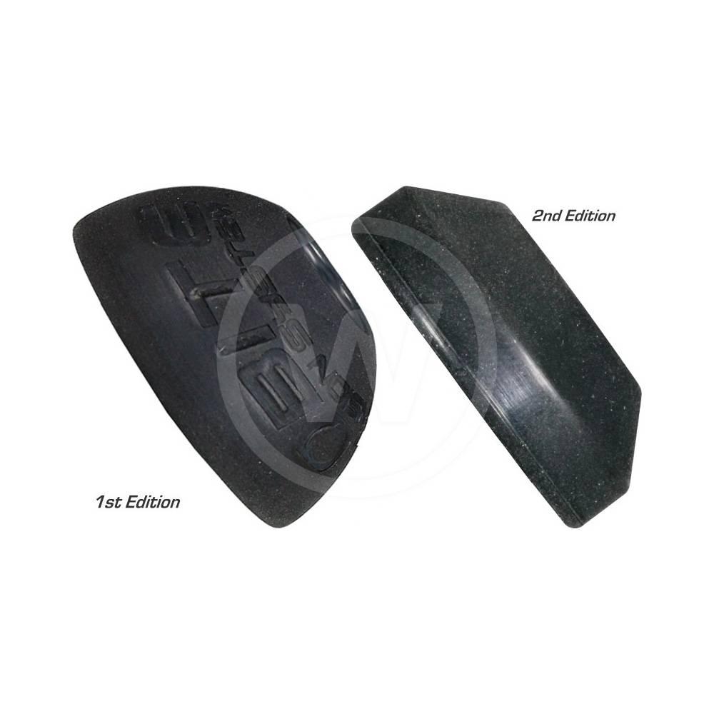 Longoni Rubberdop Longoni 3Lobite (plat model - huidige uitvoering)