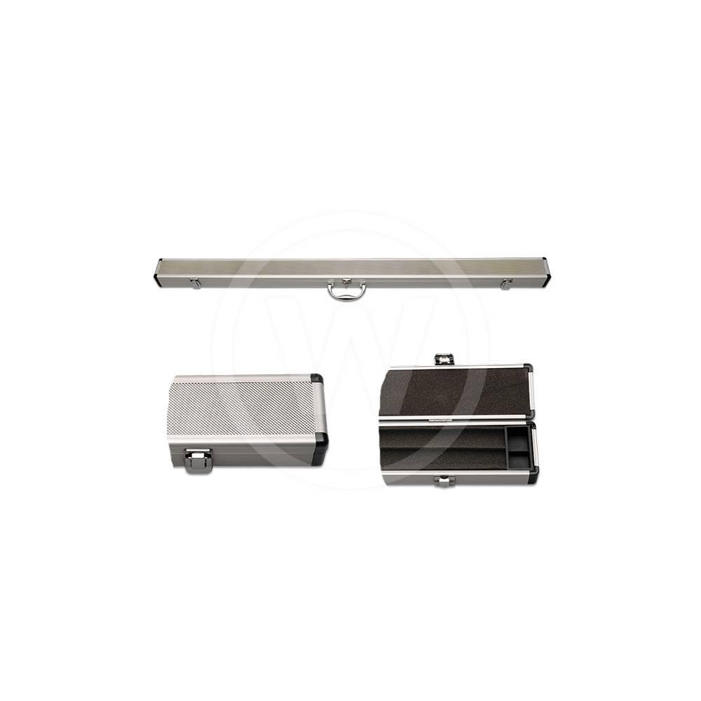 Koffer snooker aluminium 3/4 eco