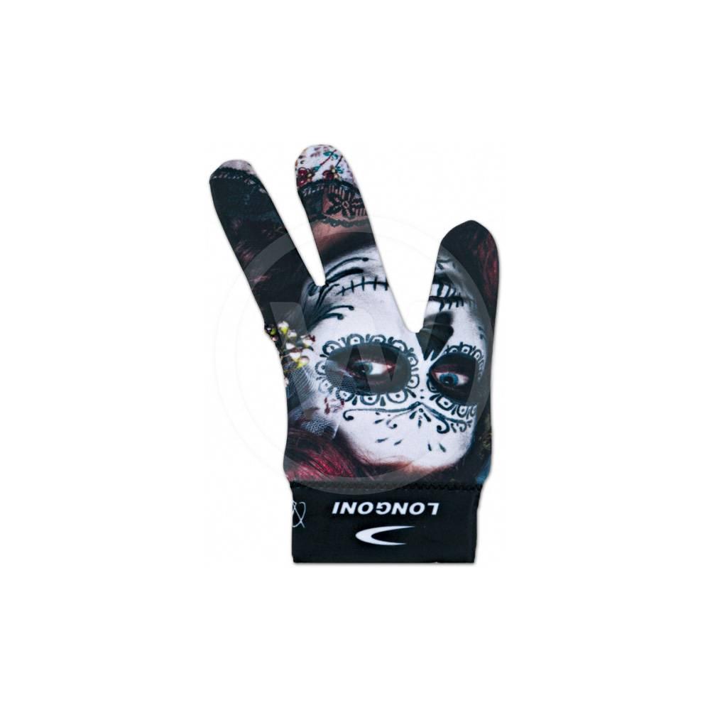Longoni Handschoen Longoni - Skulls (Hand: Links)