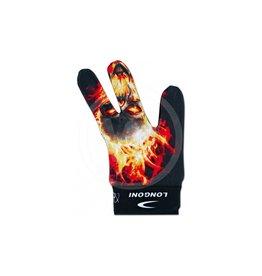 Longoni Handschoen Longoni - Skulls (Hand: Rechts)