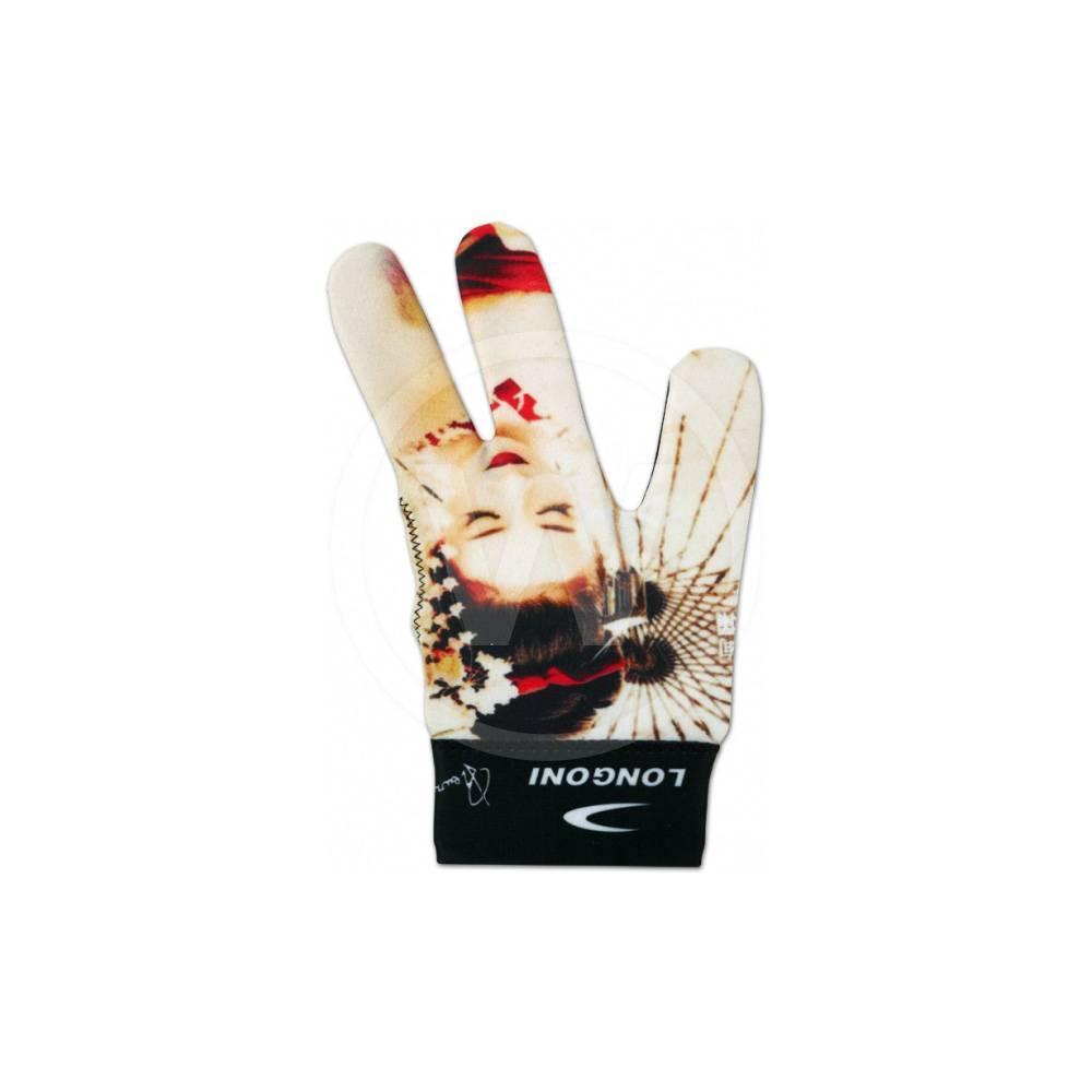 Longoni Handschoen Longoni - Hot Lips (Hand: Links)