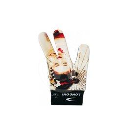 Longoni Handschoen Longoni - Hot Lips (Hand: Rechts)