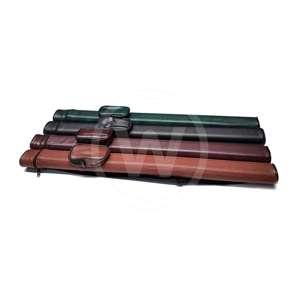 Koker 1B1S  (Kleur: bruin)