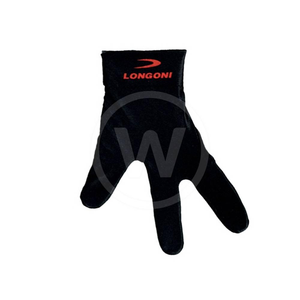 Longoni Handschoen Longoni - zwart (Hand: Links)