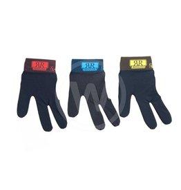 Renzline Handschoen Renzline zwart, klittenband met kleur (Hand: Links)