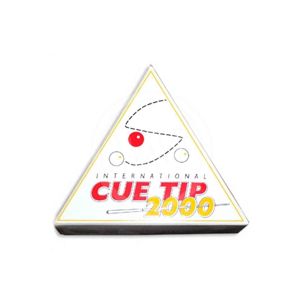 Pomeransen Cue Tip 2000 (Maat: 10 mm)