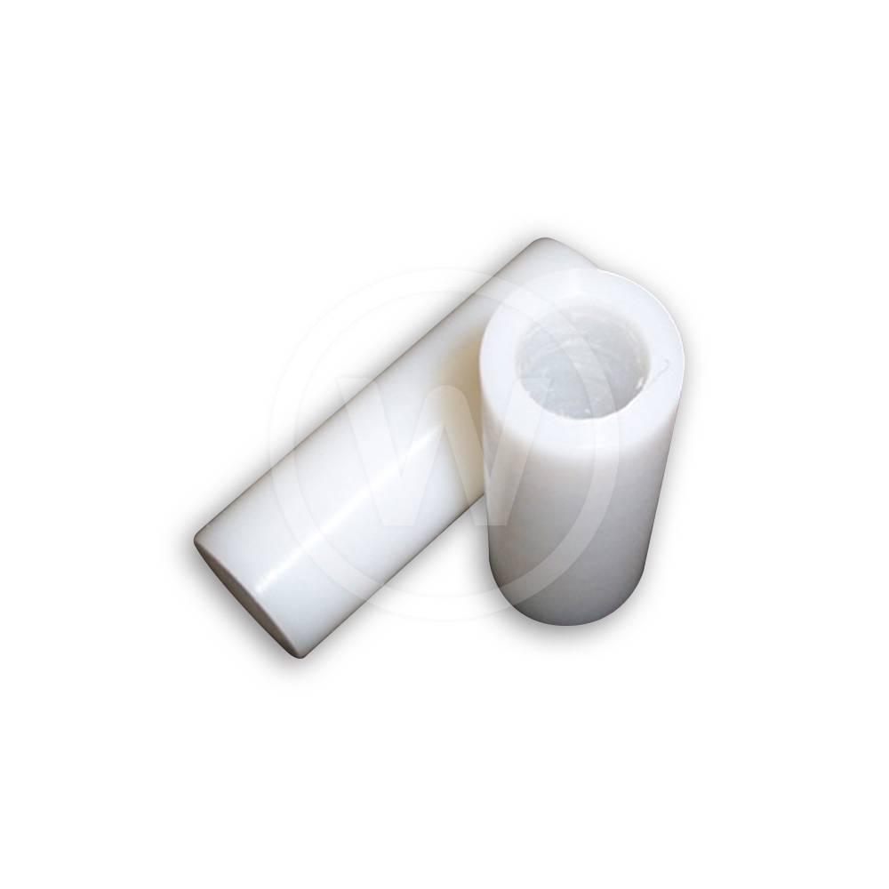 Pomeransvormer, wit teflon