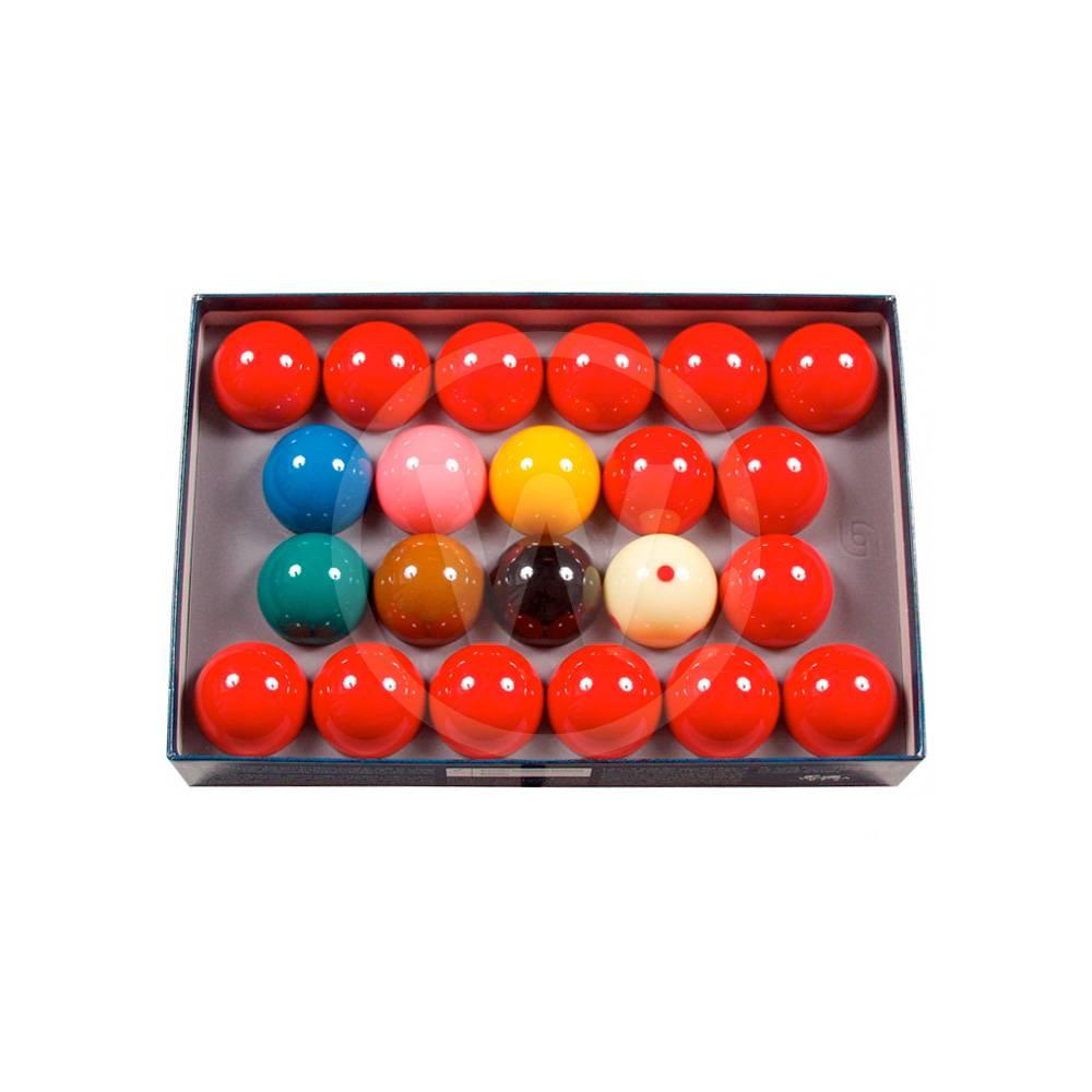 Aramith Super Aramith tournament snooker ballen (52,4mm)
