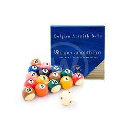 Aramith Pool ballen Super Aramith (57,2 mm) PRO-CUP TV