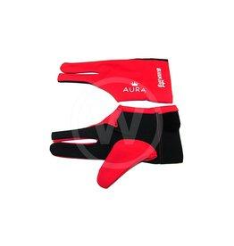 BillKing Handschoen BillKing Aura - Rood/Zwart (Hand: Links)