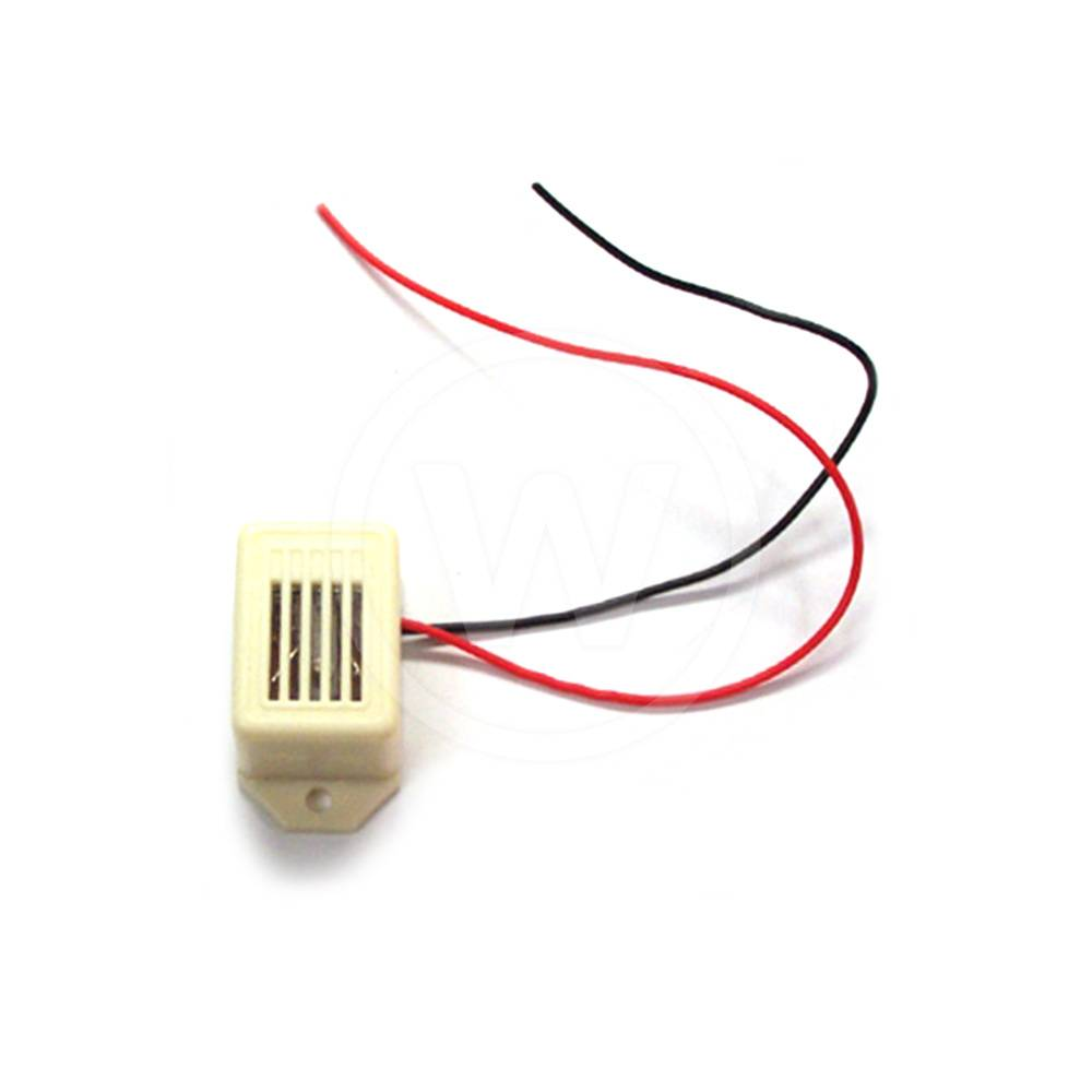 D&K electronics Zoemer voor klokken D&K