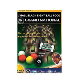 DVD Grand National 8Pool, Rennes 2004