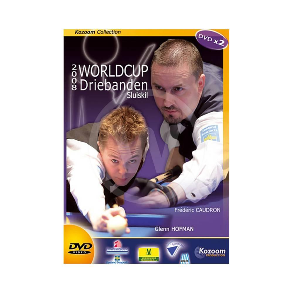 DVD Sluiskil 2008, wereldkampioenschap driebanden