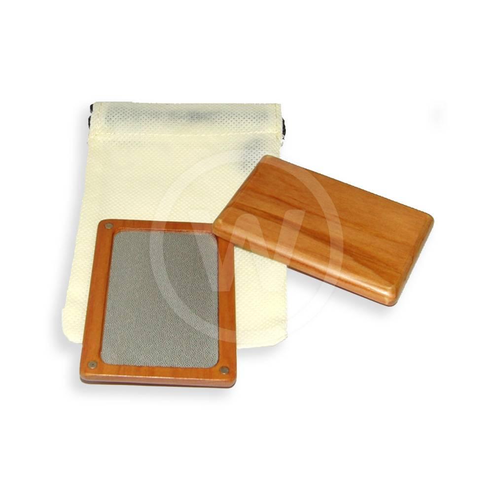 Schuurplank hout speciaal afsluitbaar