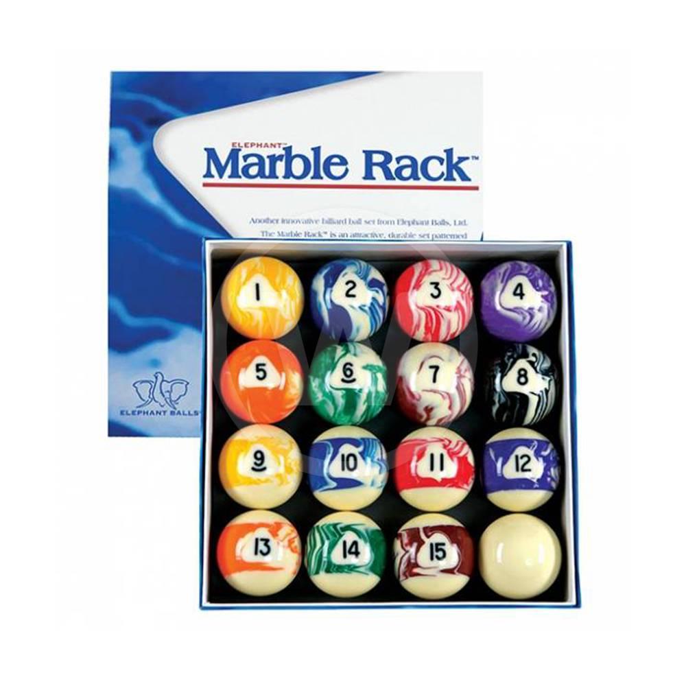 Elephant Marble Rack pool (57,2mm)
