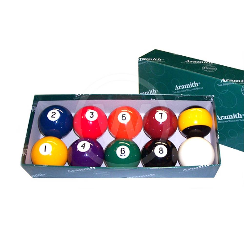 Aramith Pool ballen Aramith Nineball (57,2mm)