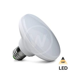 UFO Led lamp 120mm/1800lm (Uitvoering: 2700K - Warm White)
