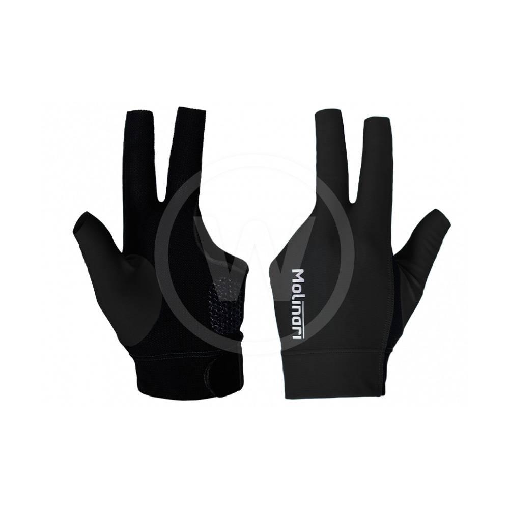 Molinari Handschoen Molinari - zwart/zwart (Hand: Links - maat: S)