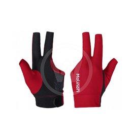 Molinari Handschoen Molinari - rood/zwart (Hand: Links - maat: S)