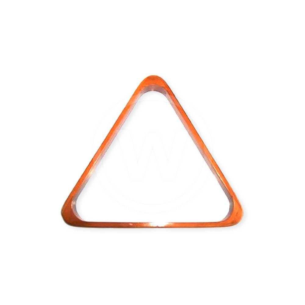 Triangle hout - 57.2 mm Professional (prof. hout mahonie)