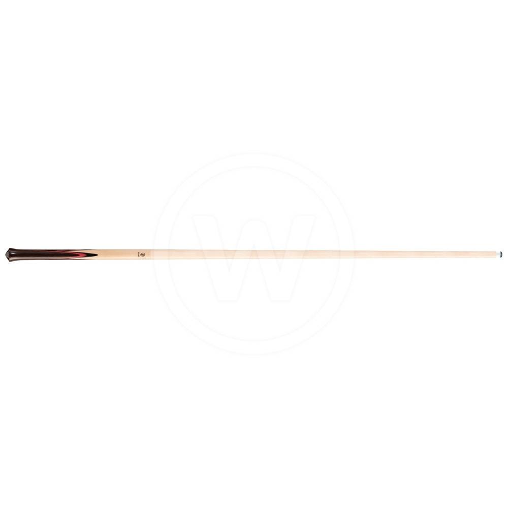 Lucky Cues (by McDermott) Lucky Jump Cue Red