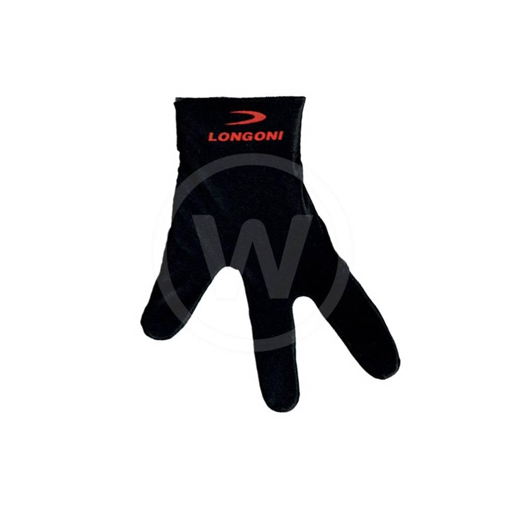Longoni Handschoen Longoni - zwart (Hand: Rechts)
