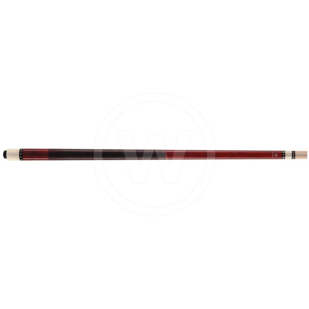 Lucky Cues (by McDermott) Lucky L6 Red with Irish Linen handle (Gewicht: 19Oz)