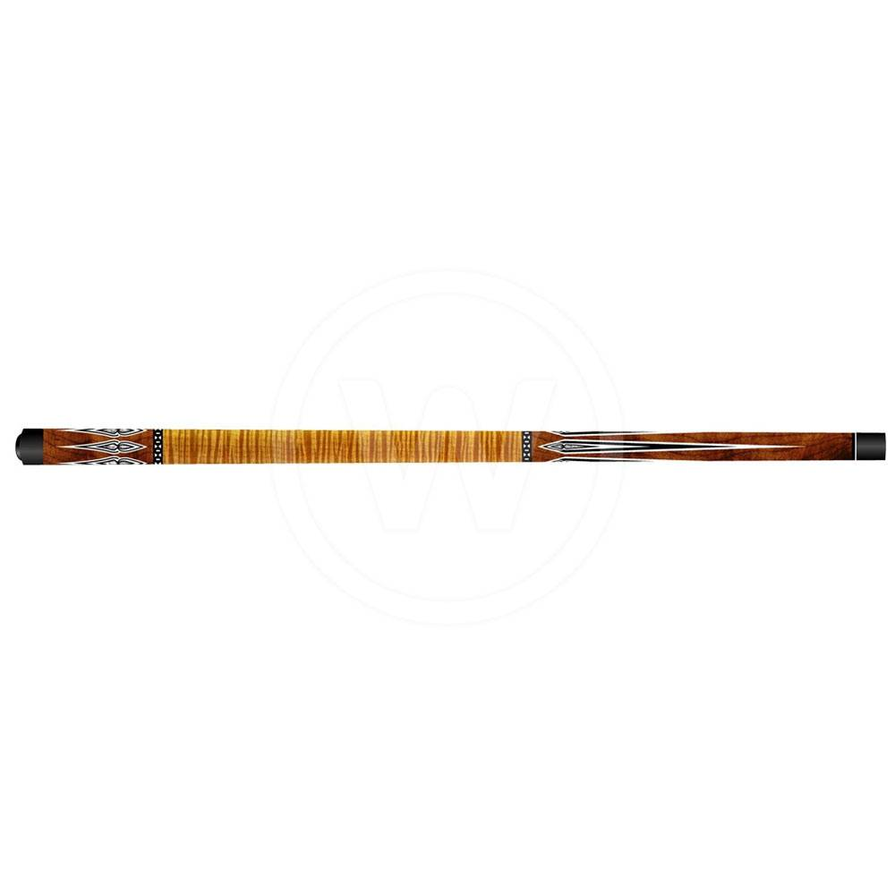 Artemis Artemis Mister 100 Curly Maple Brown with Prongs