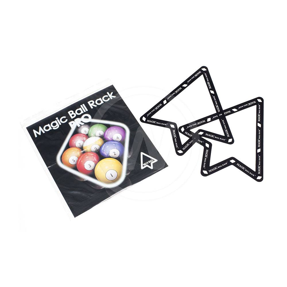 Magic Ball Rack 9-ball/10-ball