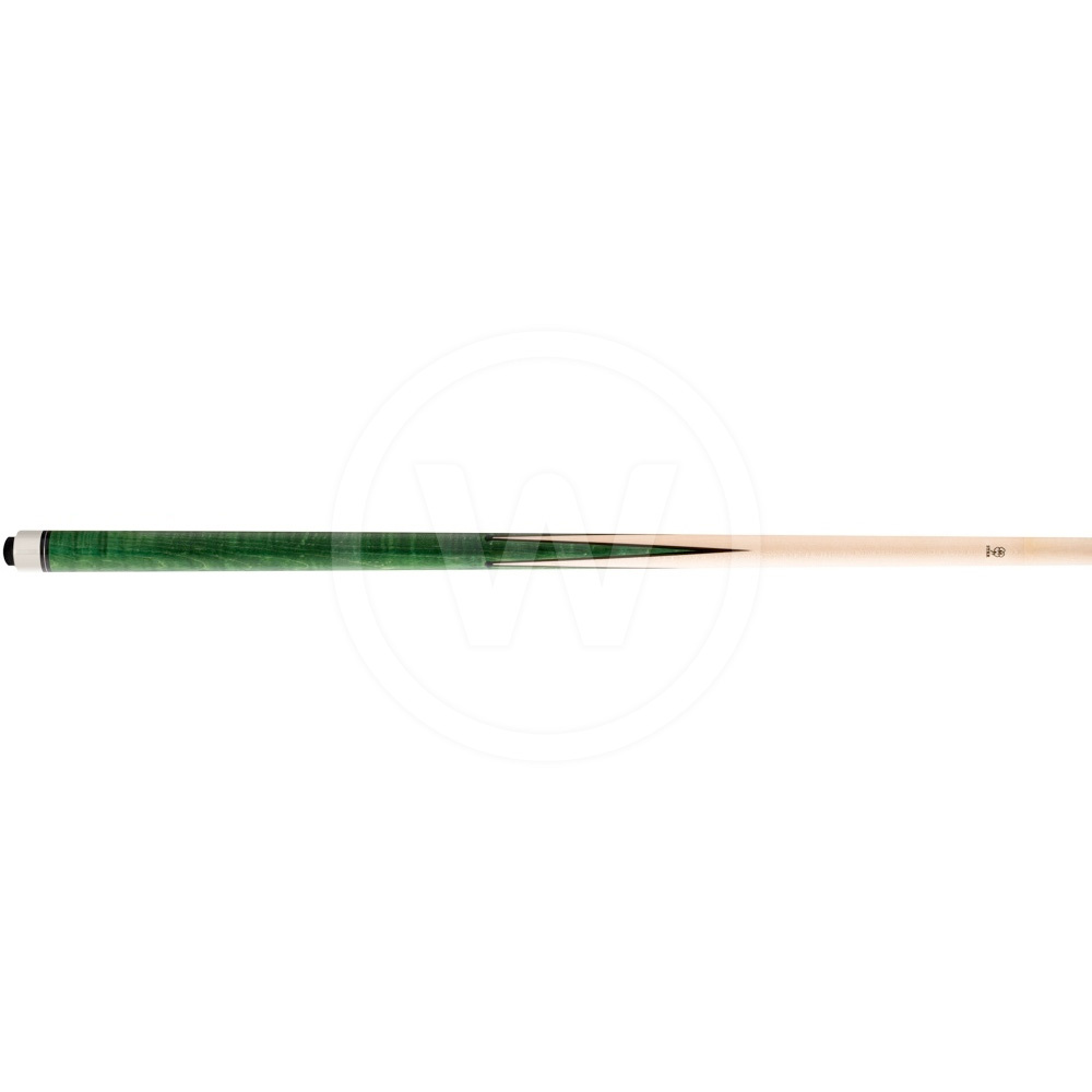 McDermott Star S68 Hustler Birdseye Maple Green
