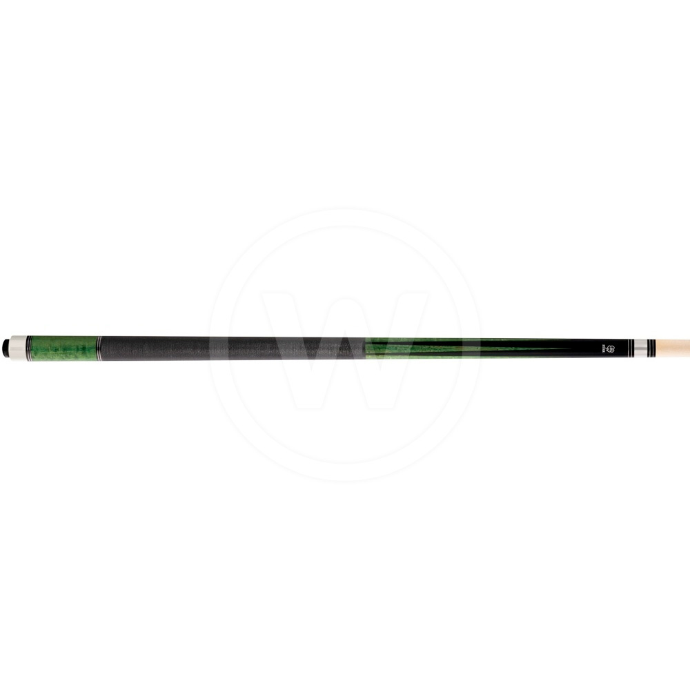 McDermott Star S73 Birdseye Green with prongs