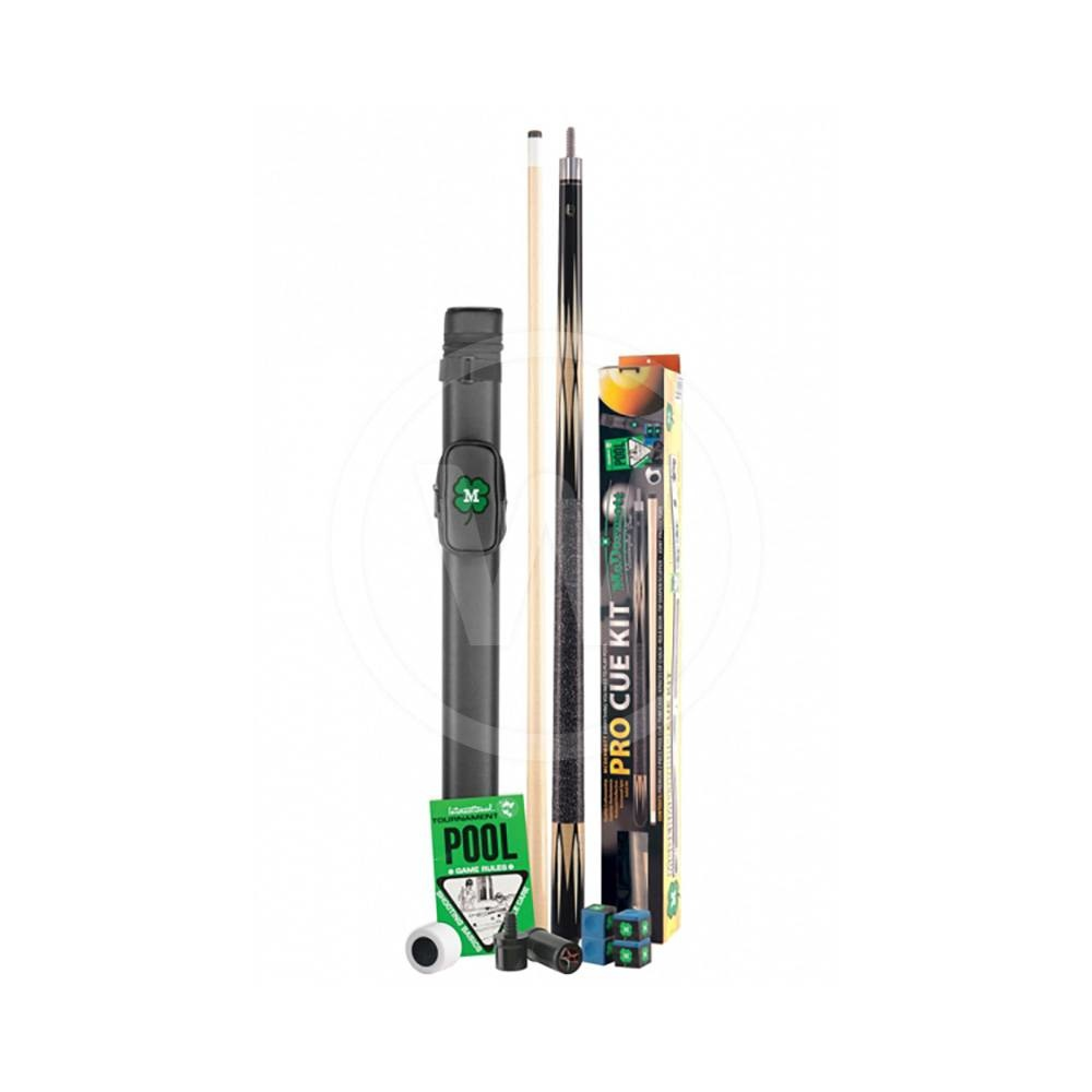 McDermott McDermott Pro Pool Cue Kit 2