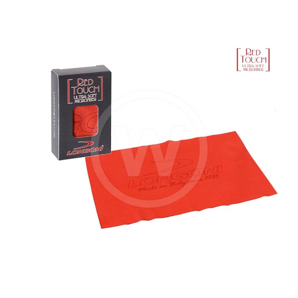 Longoni Longoni Red Touch Ultra Soft Microfiber