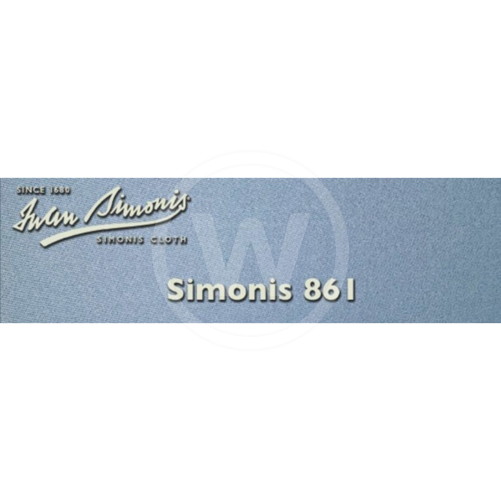 Iwan Simonis Strachan 861-165 - Powder blue