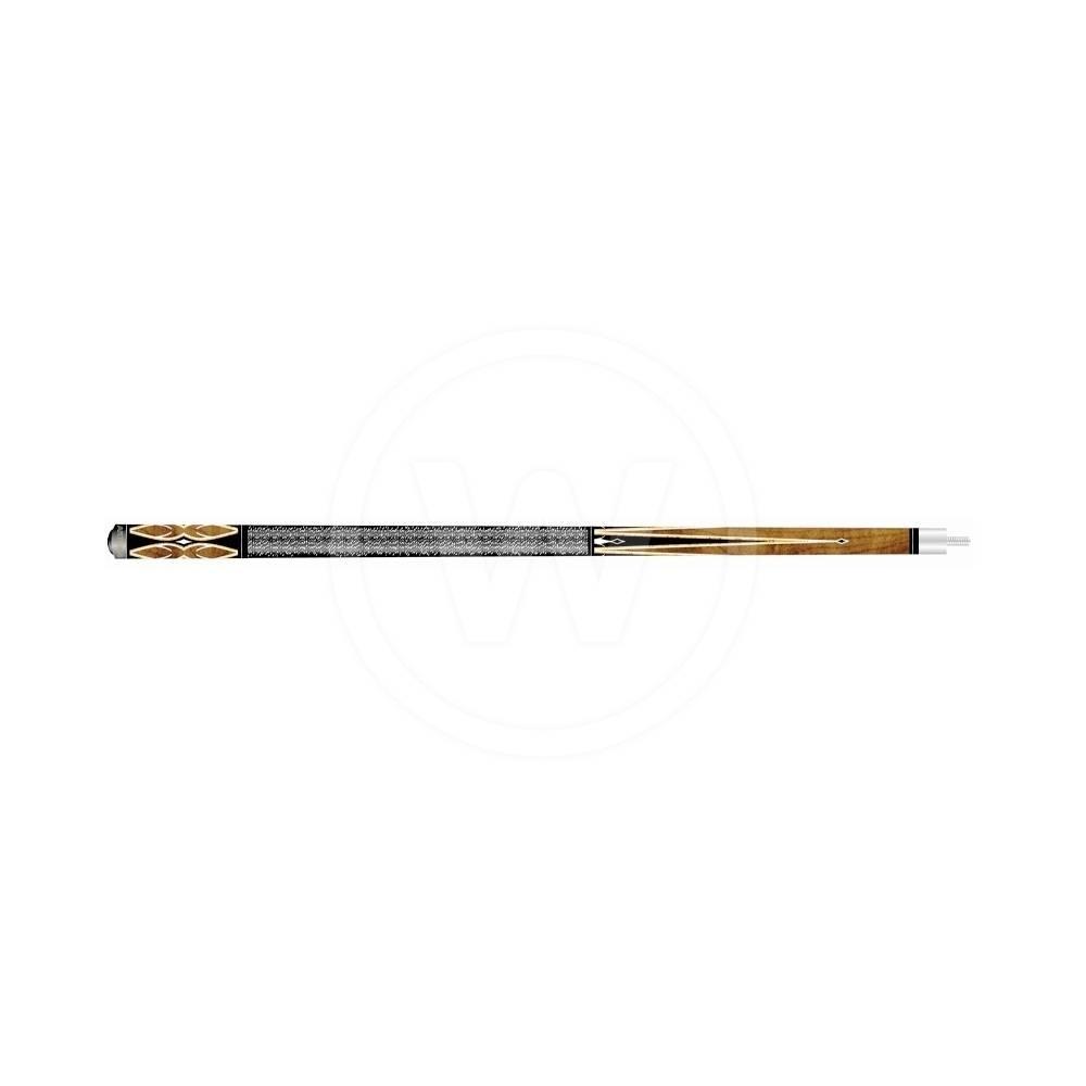 Artemis Artemis pool keu model 4. Bruin - zwart/wit (Gewicht: 19 ounce)