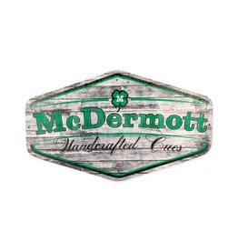 McDermott McDermott wooden Wall Sign