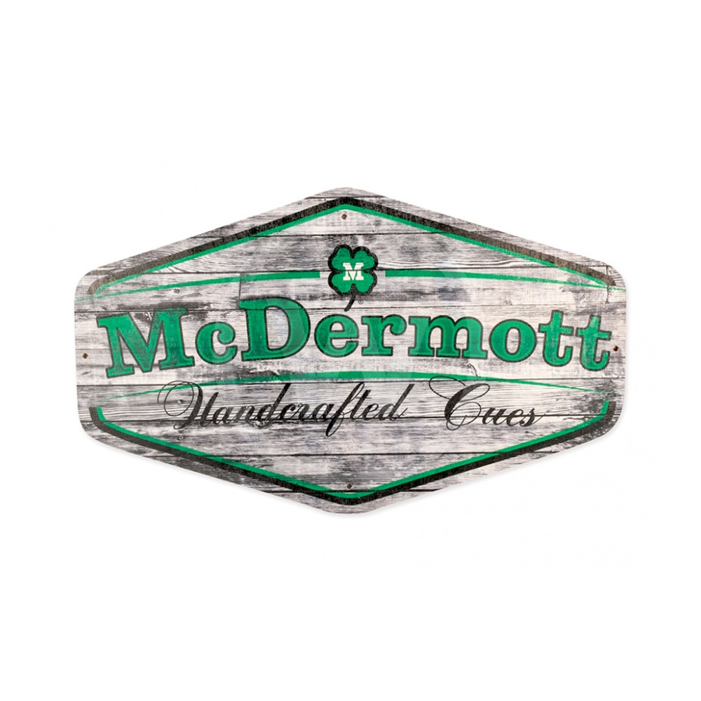 McDermott McDermott wooden Wall Sign
