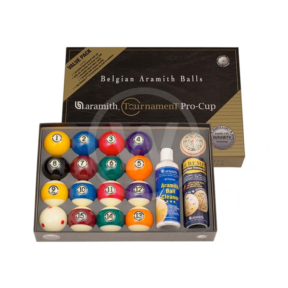 Aramith US Tournament Value Pack