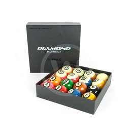 Diamond Billiard Balls Diamond Ultra-C Pool (57,2mm)