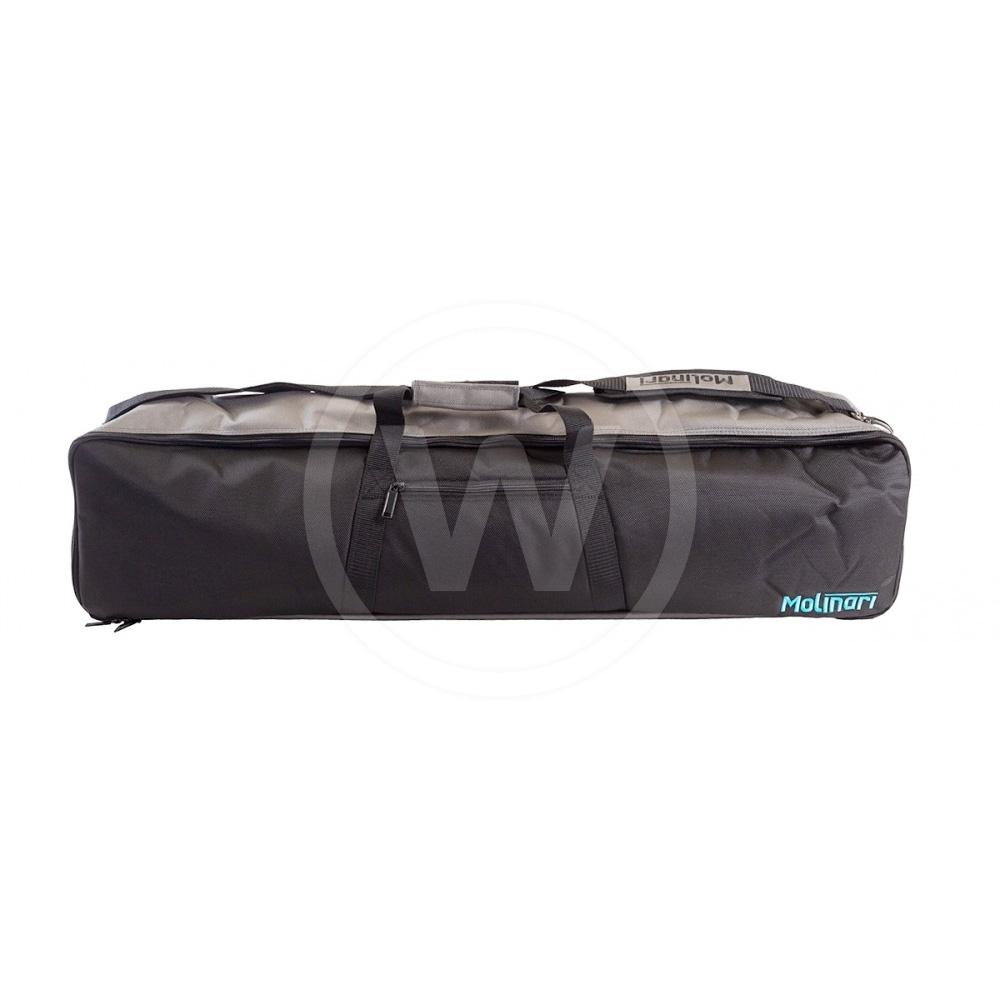 Molinari Molinari travel bag - black/grey