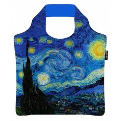 "Artwork by Vincent van Gogh                      ""The Starry Night"""