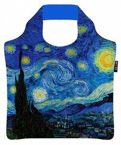 "Ecoshopper ""The Starry Night"" - Vincent van Gogh"
