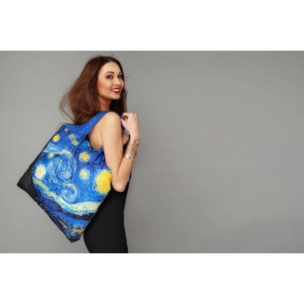 "Ecoshopper ""The Starry Night"" - Vincent van Gogh"
