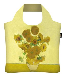 "Ecoshopper  ""The Sunflowers"" - Vincent van Gogh"