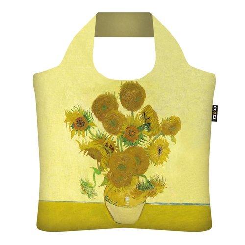 """Ecozz Ecoshopper """"The Sunflowers"""" - Vincent van Gogh"""