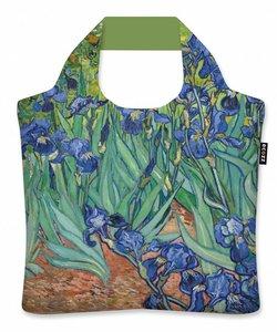 """Ecoshopper """"Irises"""" - Vincent van Gogh"""